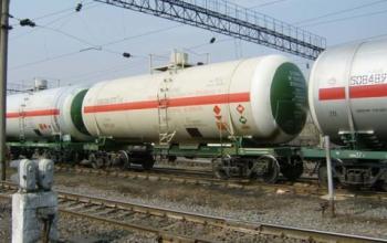 Росія затримує постачання скрапленого газу в Україну