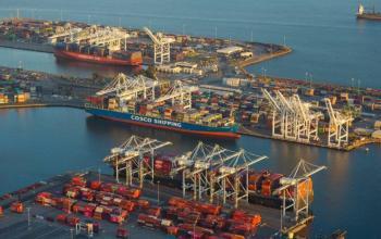 З Америки почали відправляти порожні контейнери до Китаю