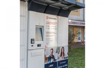 У Польщі розповіли про роботу мережі пунктів автоматичного відправлення посилок