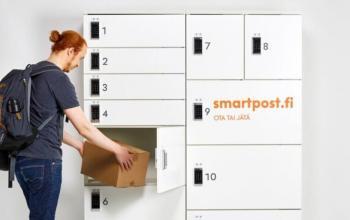 У Гельсинки спорудили найбільший у Європі термінал для поштових шафок