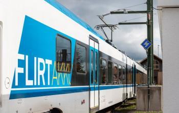 У Німеччині успішно випробували швидкий зарядний пристрій для акумуляторних локомотивів
