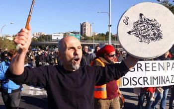 Порт у Трієсті паралізували протестувальники проти карантинів