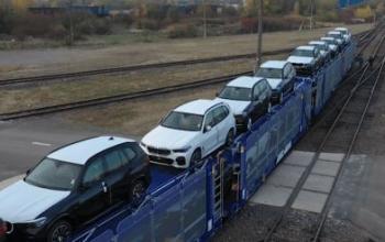 Запущено пілотний залізничний маршрут з німецького Бремерхафена до України