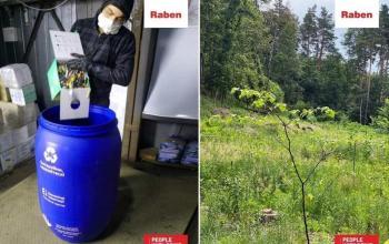 «Raben Україна» турбується про довкілля