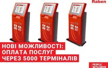 Компанія «Рабен Україна» розпочала співпрацю з системою платіжних терміналів IBox