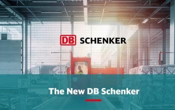 Новая визуальная идентификация: наиболее значительный перезапуск бренда DB Schenker за последние 10 лет