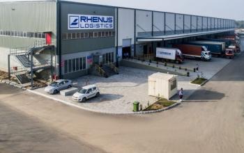 Rhenus відкрила ще один мега-склад в Індії