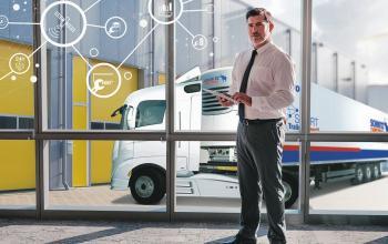 Компанія Schmitz Cargobull отримала звання «Чемпіон цифрових технологій 2021»