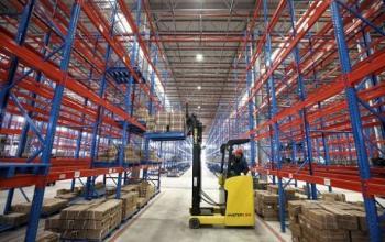 В строительство украинских складов вложено 6,4 млрд. грн.