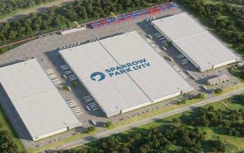 У Львові почали будівництво нового індустріального парку з великим складським комплексом