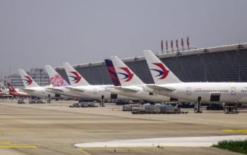 Вантажні авіаперевезення з Китаю: обсяги скоротилися удесятеро