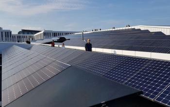Для чого компанії сонячна електростанція?