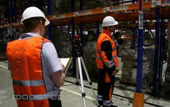 Правила безопасной эксплуатации складских стеллажей