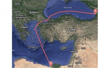 Почав працювати новий мультимодальний маршрут між Єгиптом та Казахстаном