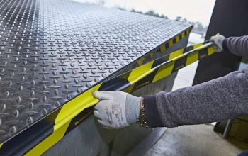 У Німеччині пропонують нову систему захисту від протягів у виробничих приміщеннях