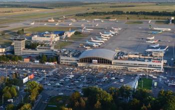 В аэропорту «Борисполь» построят новый грузовой терминал