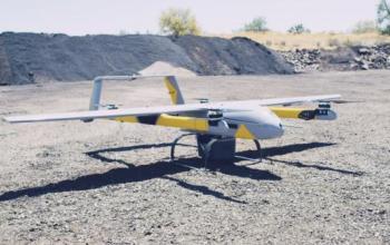 Один з перших операторів доставки на дронах отримує кошти на розвиток
