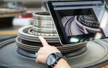Lufthansa Technik пропонує дистанційний контроль якості дорогих виробів за допомогою 5G