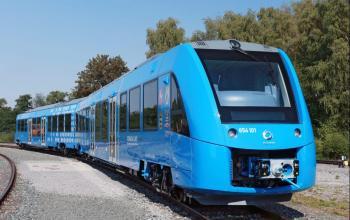 Брюссель змусить купувати водневі локомотиви навіть найбідніші країни Східної Європи