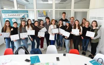 ZAMMLER GROUP провела логістичний марафон для студентів