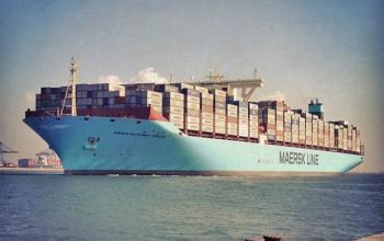 Середня затримка океанських суден з Азії уже перевищує три тижні