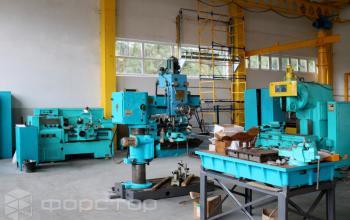 Новый завод подъемного оборудования ФОРСТОР