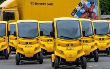 Міжнародна поштова корпорація звітує про швидкий розвиток «зелених» технологій